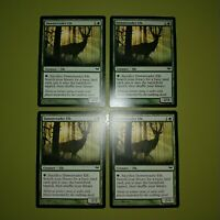 Dawntreader Elk x4 Dark Ascension 4x Magic the Gathering MTG