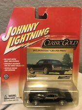 Johnny Lightning 1972 Pontiac Grand Prix Classic Gold