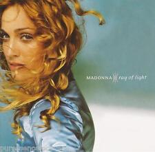 MADONNA - Ray Of Light (EU/UK 13 Track CD Album)