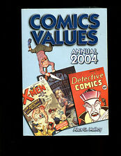 COMICS VALUES ANNUAL 2004(9.0)(VF/NM)SOFTCOVER-PRICE GUIDE