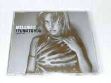Melanie C - I Turn To You - Virgin Records -  MCD
