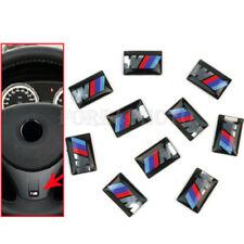 30pcs 3D Tec Sports Badge Sticker Emblem Decal for BMW M M3 M5 M6 Wheel Cool
