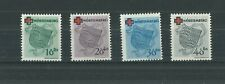 WURTTEMBERG-GERMANY 1949 RED CROSS MNH**