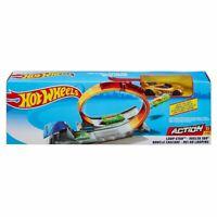 Hot Wheels Track Builder Loop Accessory
