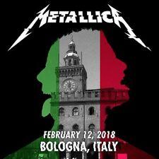 METALLICA / WorldWired Tour / Unipol Arena, Bologna, Italy / February 12, 2018