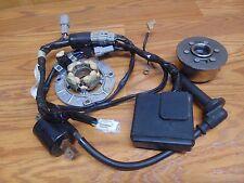 2002 Yamaha YZ426F Generator Alternator Flywheel Magneto CDI Ignitor coil Assy