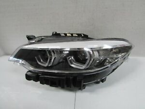 2014 2015 2016 2017 BMW 2 SERIES 228I 230I OEM LEFT LED HEADLIGHT W/ AFS R1
