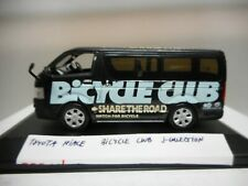 TOYOTA HIACE BICYCLECLUB J-COLLECTION 1:43