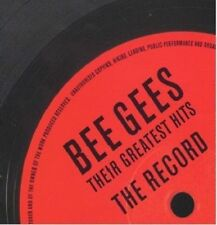 THE BEE GEES (THEIR RECORD - GREATEST HITS 2CD SET SEALED + FREE POST)