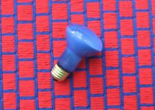 Grow Light bulb 50 watt R20 floodlite 50R20 blue plant 50w ~ EXTRAS ship for 7¢