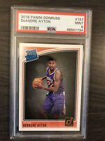 2018-19 Donruss DeAndre Ayton Rated Rookie PSA 9 Phoenix Suns RC