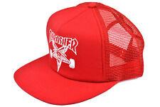 Thrasher Skategoat Mesh Trucker Cap Snapback - Red - 100% Authentic
