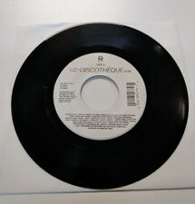 U2  Discotheque / Holy Joe  45 rpm Single Vinyl Record for JukeBox?