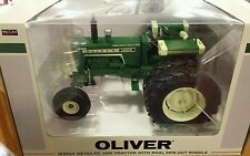 NEW 1/16 Oliver 1955 tractor.  Toy Tractor Times ed. w/ duals, nice detail