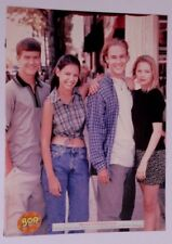 Backstreet Boys Brian Littrell Dawson's Creek Katie Holmes Pinup Teen Magazine