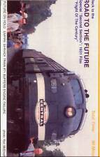Back to the Road to the Future DVD NEW New York Central NYC 20th Century Limited