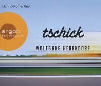 HANNO KOFFLER - WOLFGANG HERRNDORF-TSCHICK  4 CD  HÖRBUCH  NEU