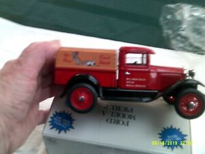 "NIB Liberty Classics Model A Pickup-LE-1:25 scale-Die Cast Bank-""Dead Stock Remo"