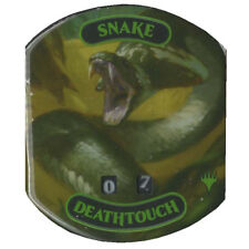 Magic the Gathering - Relic Token - Snake - Life Counter - MINT!