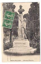 montpellier  monument planchon