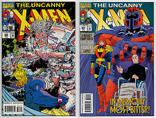UNCANNY X-MEN #306 #309 - 1993 1994 - CGC READY! - 9.6 OR BETTER