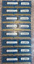 Hynix HMT112R7BFR8C-H9 - 8GB (8x1GB) PC3-10600R DDR3 240-P ECC RAM Memory Module