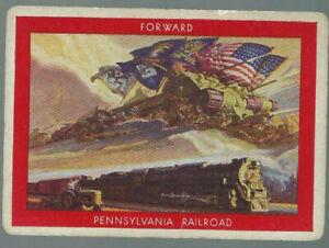 Genuine Swap Vintage Playing Card  Advertising  OLD WIDE