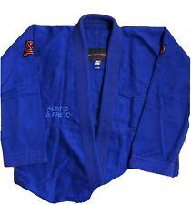 Albino And Preto A&P Gi Blue A1 Bjj JiuJitsu Kimono Used Once Mint Condition