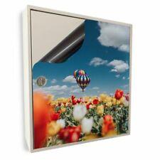 Stromkasten Magnet Bild Stromverteiler Sicherungskasten Motiv 10 Heißluftballon
