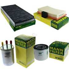 MANN-FILTER PAKET Ford Tourneo Connect Focus Kombi DNW 1.8 TDCi P65_ P70_ P80_