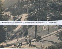 Höllental im Schwarzwald - Ravennabrücke -  um 1935 - selten  N 12-10