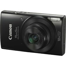 Canon Powershot Elph 190 IS (Black) *NEW*