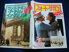 1984 Sophie Marceau Fort Saganne Once Upon a Time in America Japan Photo Book
