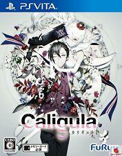 Caligula PS Vita Flue Sony PlayStation Vita From Japan
