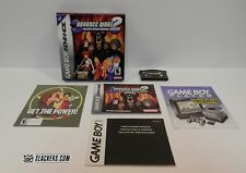 ADVANCE WARS 2: Black Hole Rising (Nintendo Game Boy Advance) Rare COMPLETE! GBA