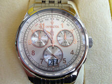 Invicta 0418 Swiss Quartz Chronograph Mens Watch - LOOK