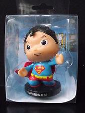 LITTLE MATES: SUPERMAN (de la colección completa de 10 figuras DC Comics)