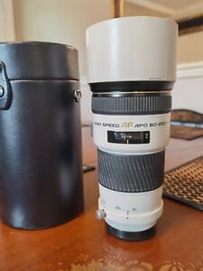 Minolta AF 80-200mm f2.8 HS APO G Lens 80-200/2.8 Sony A Mount