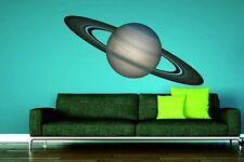 Wandtattoo Saturn Fotografie Größe 60 x 30 cm Wandsticker Aufkleber