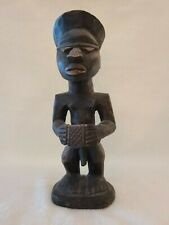 African Carved Wooden Statue - West Africa