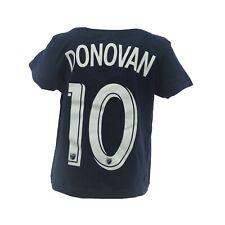 LA Los Angeles Galaxy FC MLS Adidas Donovan Infant Toddler Size T-Shirt New