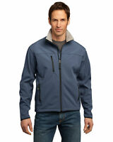 Port Authority Men's Wind Resistant Long Sleeve Stretch Shell Jacket. J790