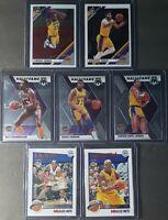 2019-20 Panini Optic Mosaic NBA Hoops Lot Lebron Kobe Anthony Davis Shaq Lakers