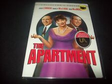The Apartment (Dvd) Collectors Edition.New & Factory Sealed!