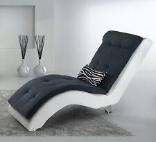 Vicco Mix Relaxliege Relaxsessel Liegestuhl PU Leder Fernsehsessel Sessel Sofa