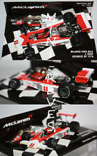 Minichamps F1 McLaren Ford M23 WC 1976 J. Hunt 1/43 530764391