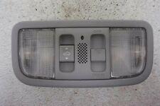 2006 2007 Honda Civic Gray Roof Map Light Console 35830-Svb-A41za