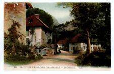 (S-110413) FRANCE - 38 - ST CHRISTOPHE SUR GUIERS CPA      L.L.  ed.