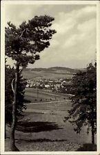 Nové Město na Moravě Tschechien Česká Böhmen AK ~1940 Landschaft Stadt Panorama