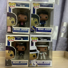 Funko Pop! Rock Smooth Criminal Bad Billie Jean King Of Pop Michael Jackson